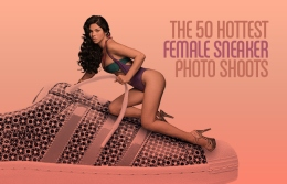 The 50 Hottest Female Sneaker Photo Shoots | Complex